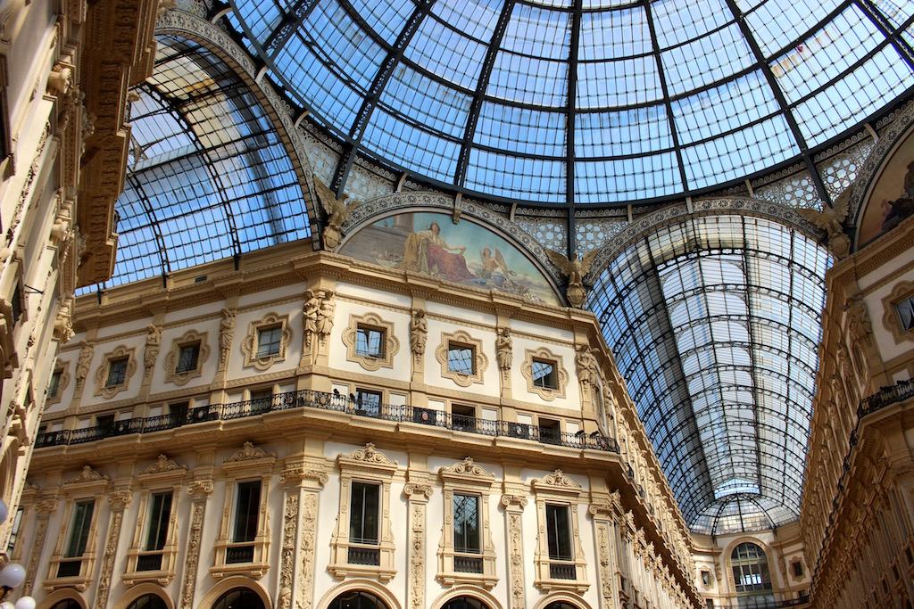 Tagestrip in die Modemetropole Mailand
