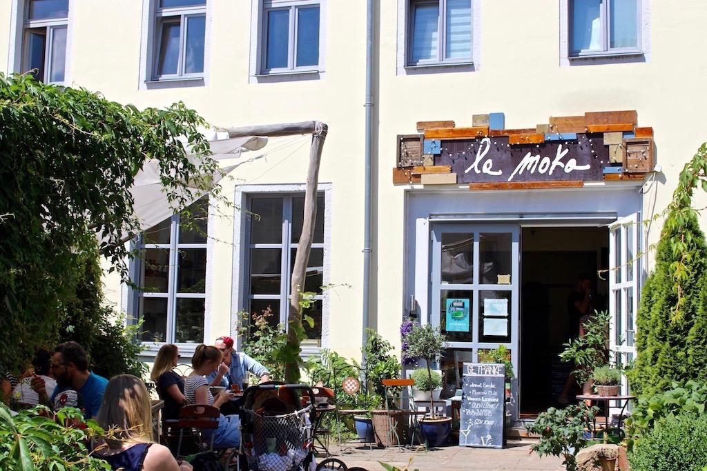 Willkommen im La Moka in Dresden!