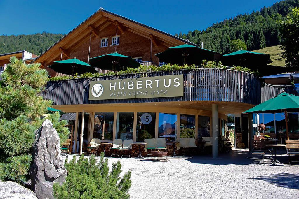 Willkommen im Hotel Hubertus Alpin Lodge & Spa in Balderschwang.