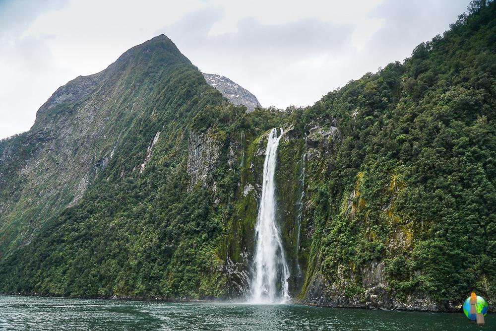 Milford Sound, einer der Hotspots in Neuseeland.