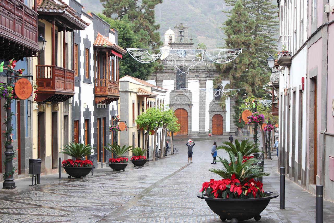 Teror ist ein Wallfahrtsort auf Gran Canaria.
