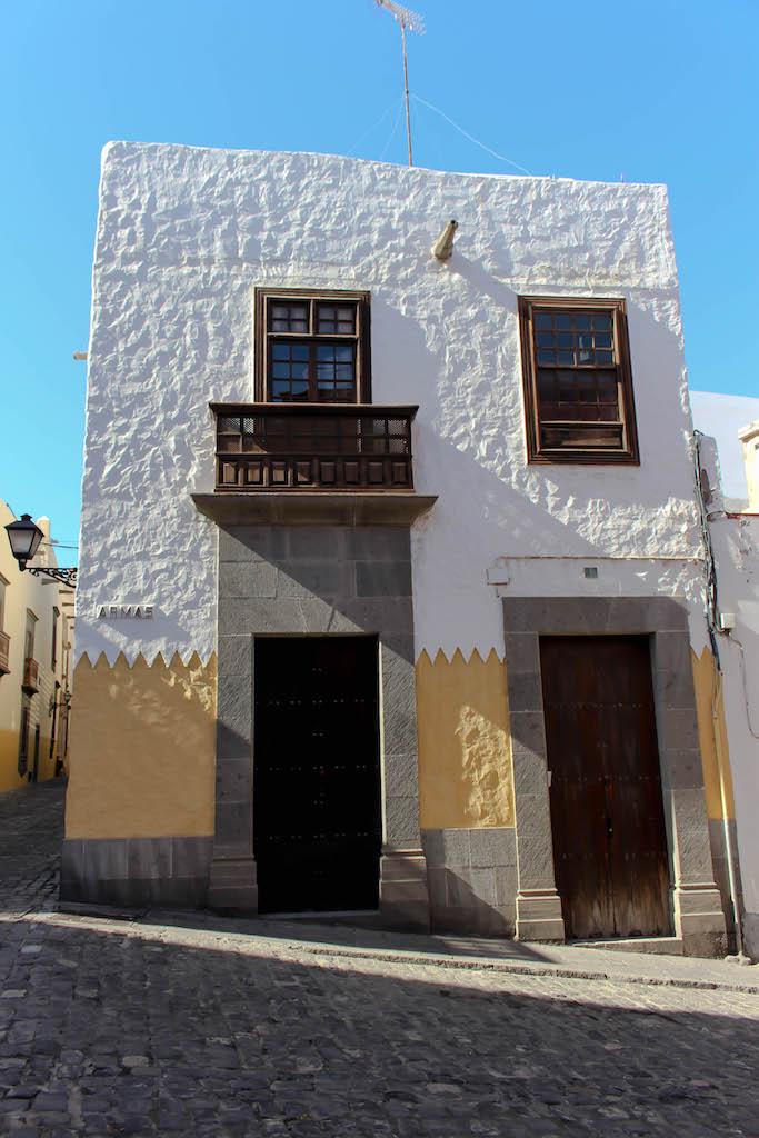 Las Palmas: Architektonisch interessant.