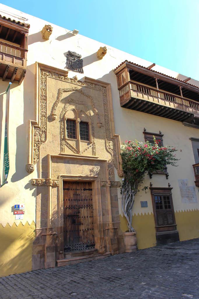 Die Altstadt von Las Palmas de Gran Canaria.