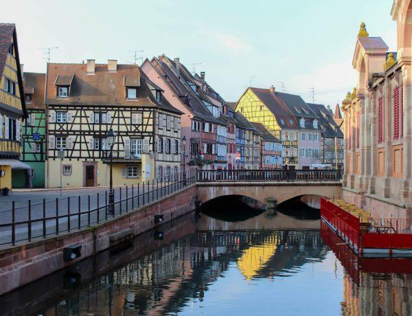 Klein Venedig in Colmar.