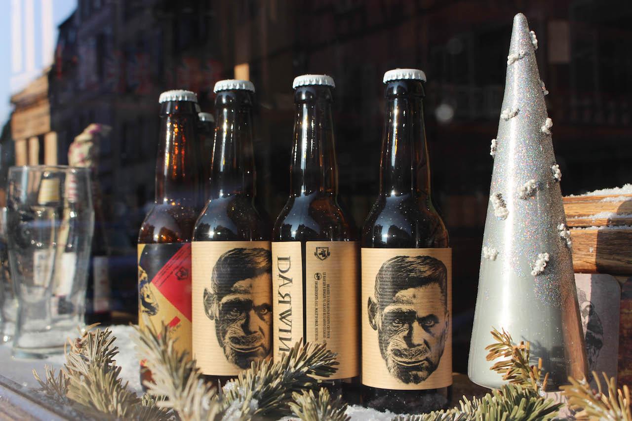 Bier aus dem Elsass.