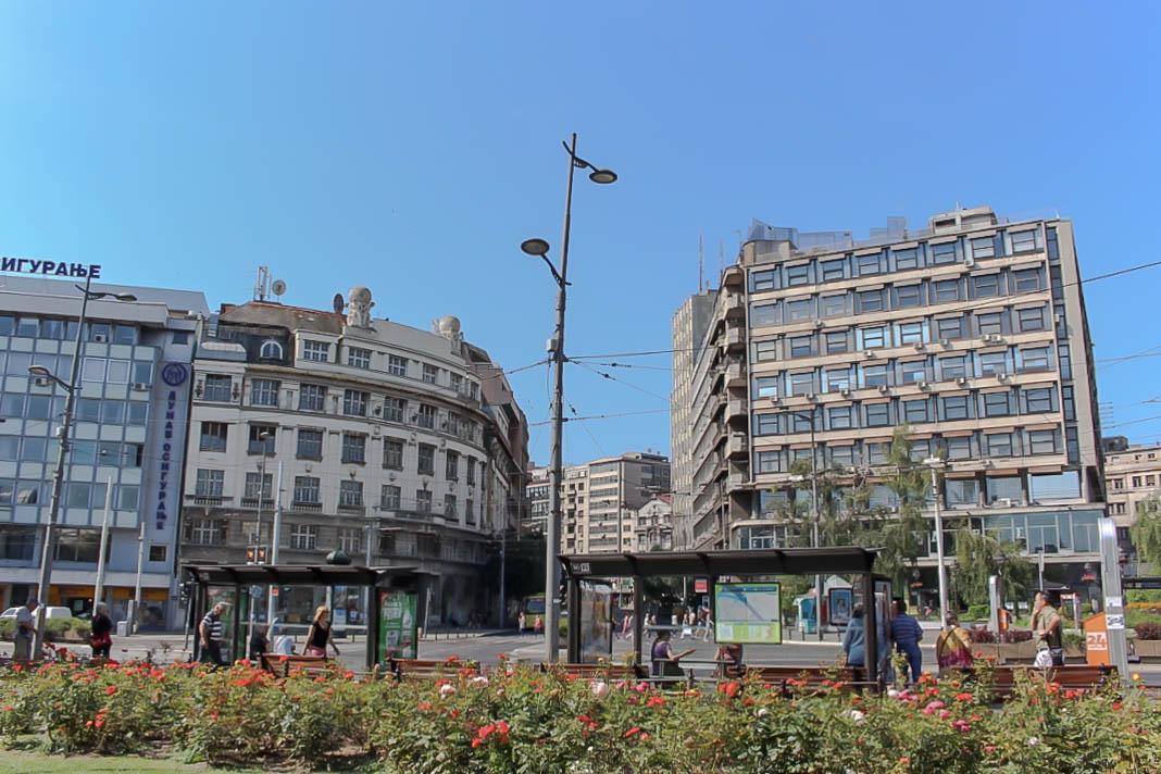 Belgrad und die Kunst des Entdeckens