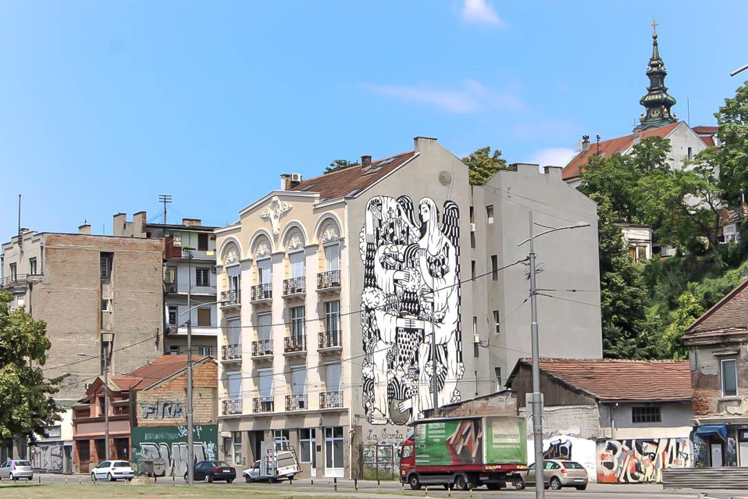 Willkommen in Belgrad!