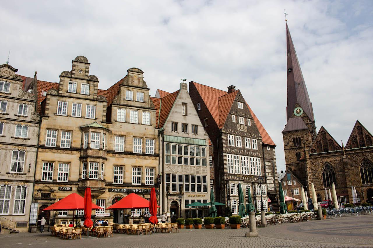 Bremen, was für eine Überraschung!