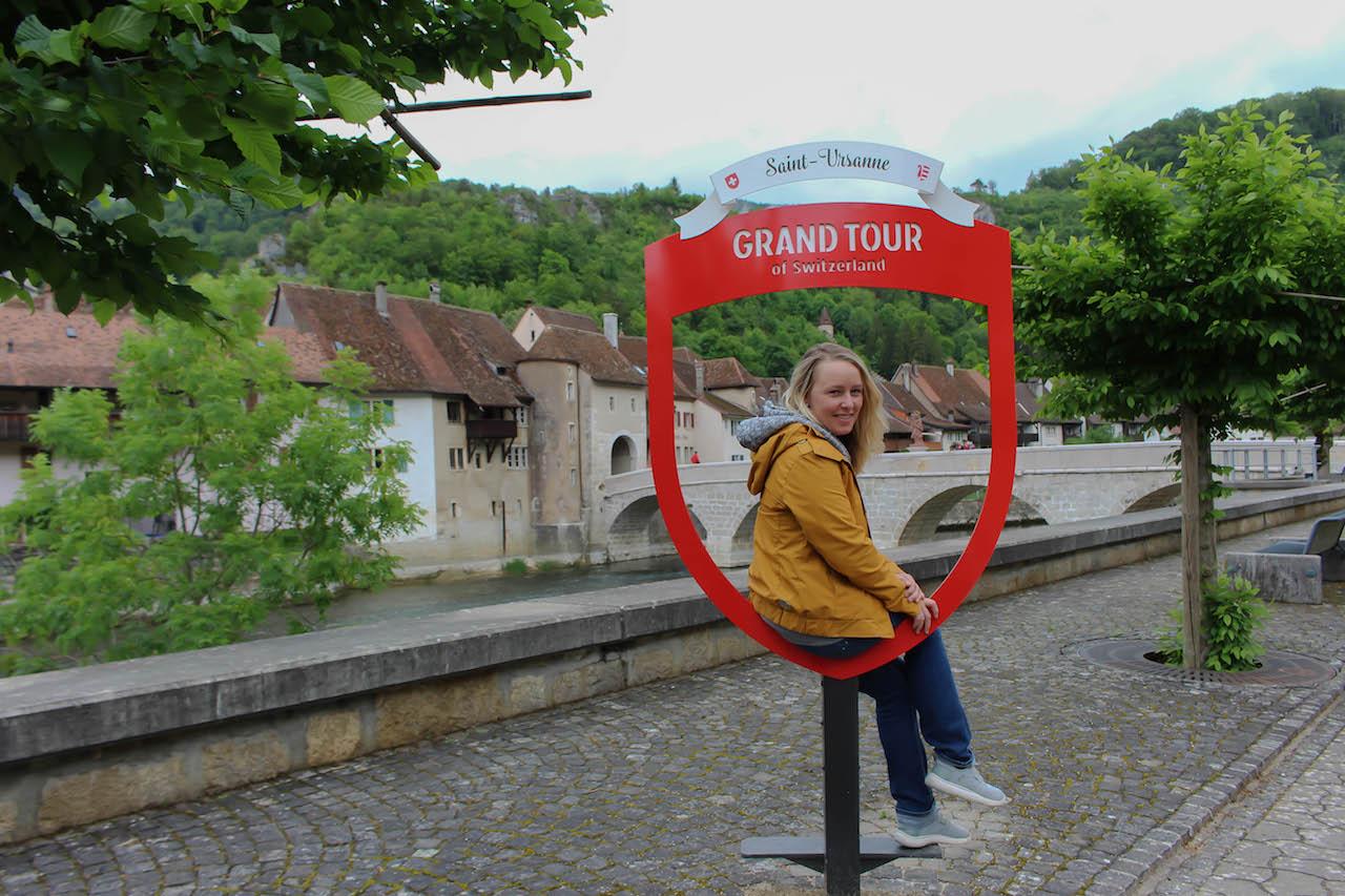 St-Ursanne gehört auch zur Grand Tour of Switzerland.