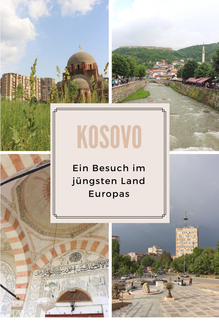 Kosovo: Ein Besuch im jüngsten Land Europas