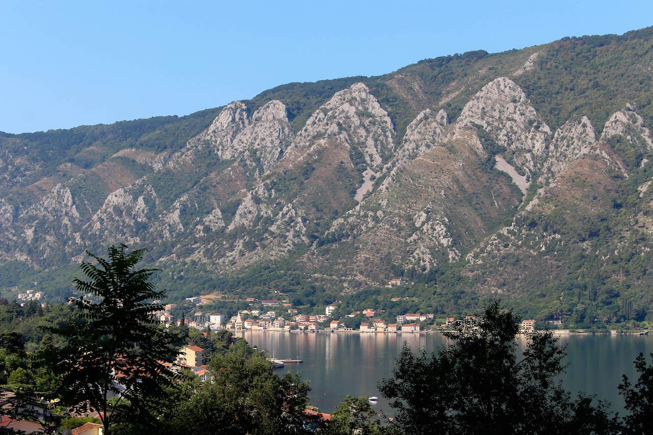 Die Bucht von Kotor: Ein wunderbarer Startpunkt einer Montenegro Reise!