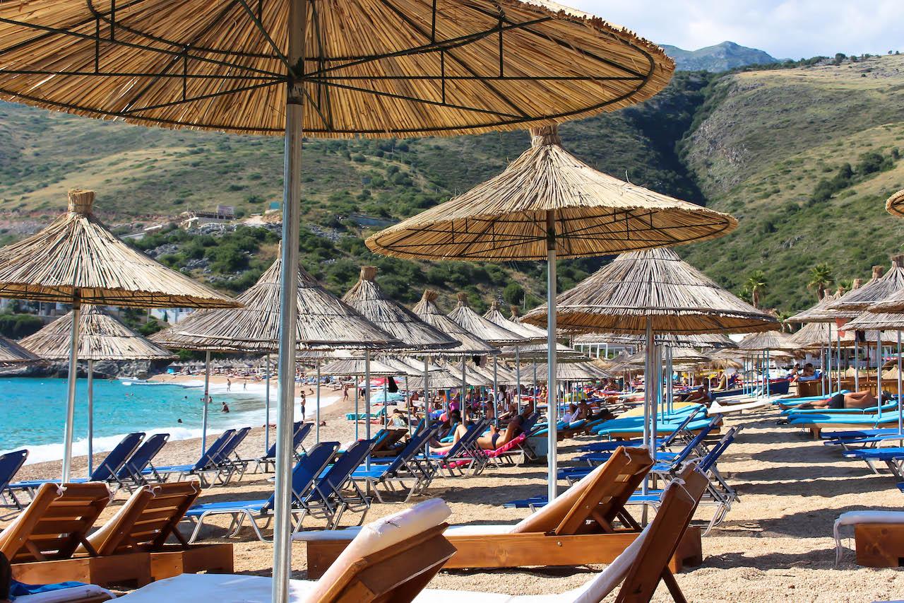 Jale: Wenn der Strand mit Liegestühlen zugepflastert ist...