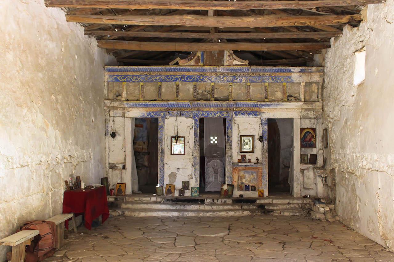 Alte Kirche in Himara.