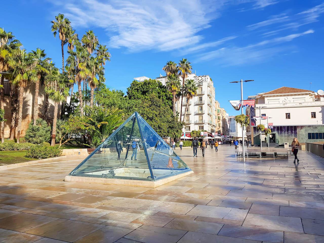Überraschendes Málaga!
