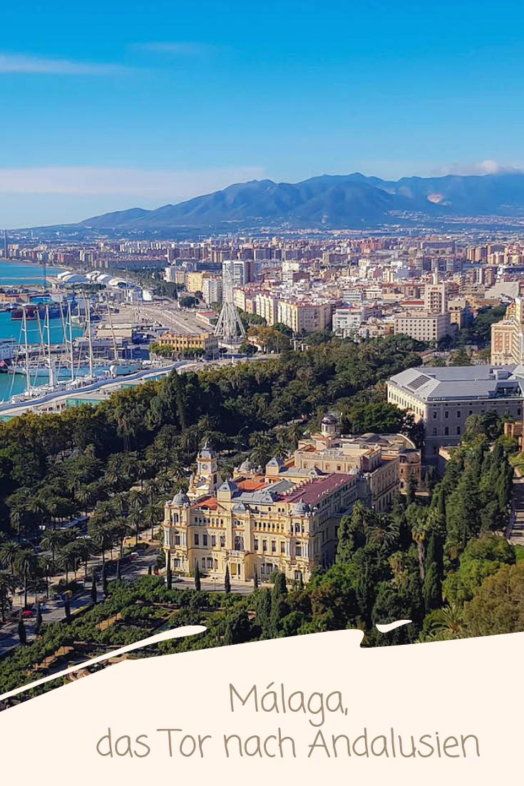 Málaga, das Tor nach Andalusien