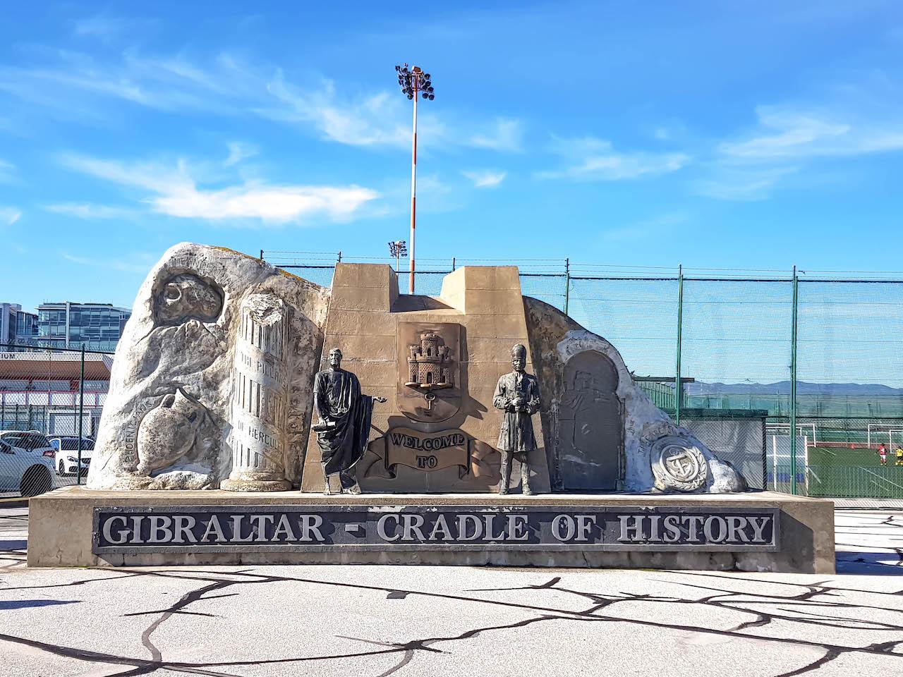 Willkommen in Gibraltar.