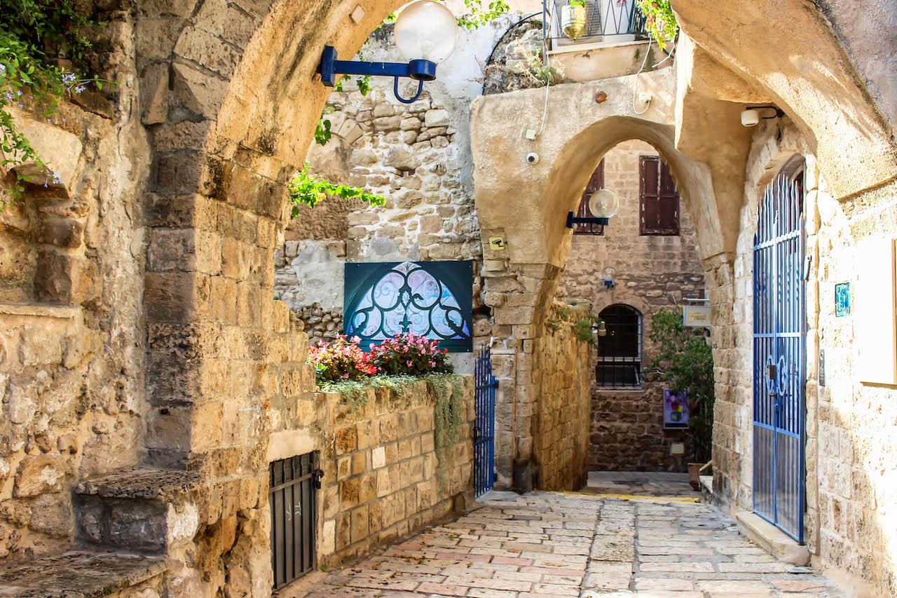 Wunderschönes Jaffa!