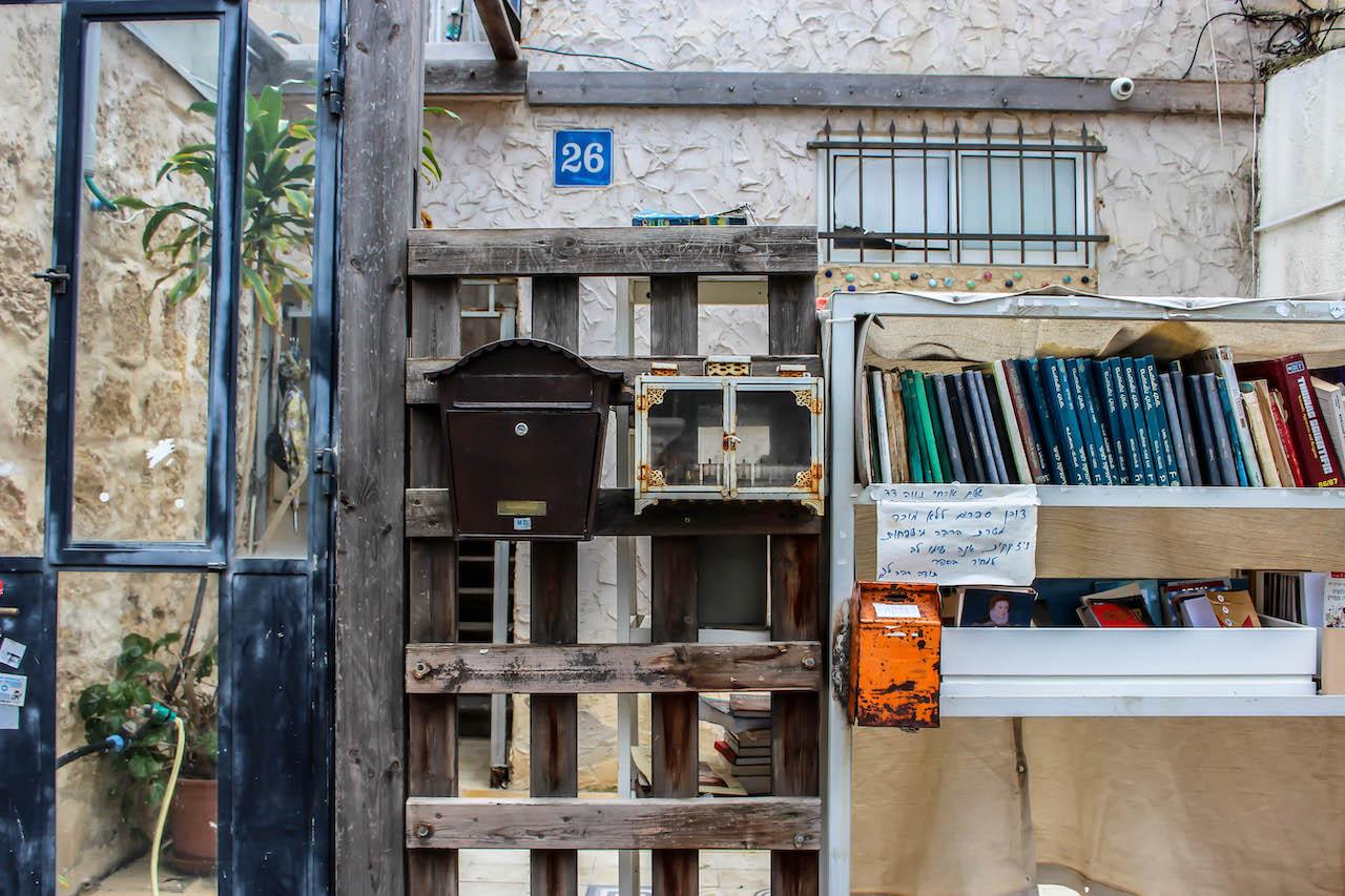 Bibliotheken in den Strassen...