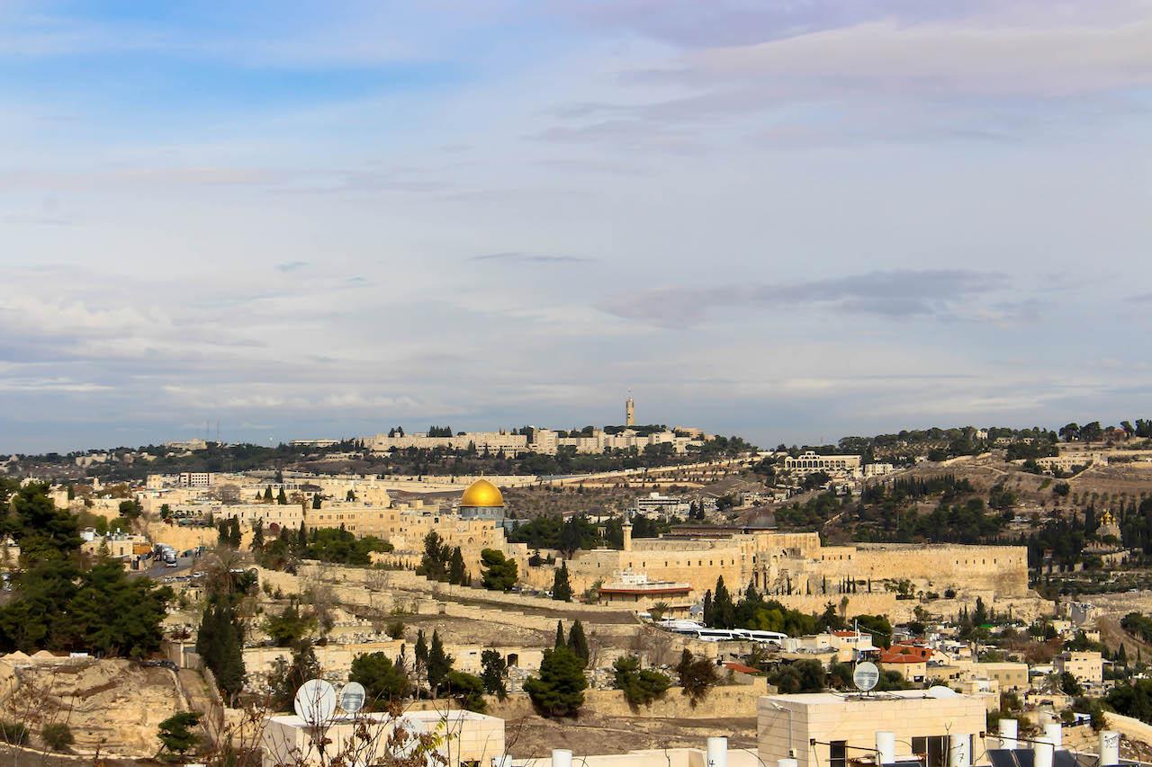 Jerusalem, Israel.