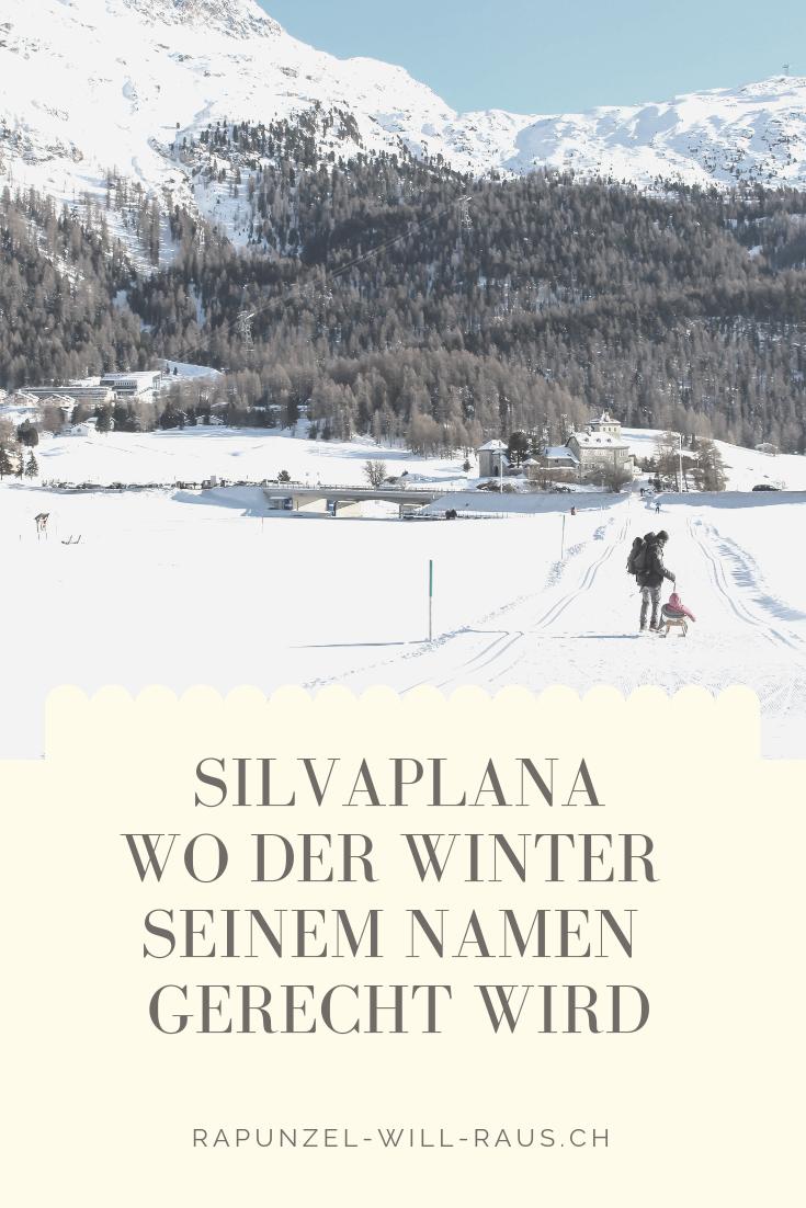 Silvaplana im Engadin: Hier wird der Winter seinem Namen gerecht