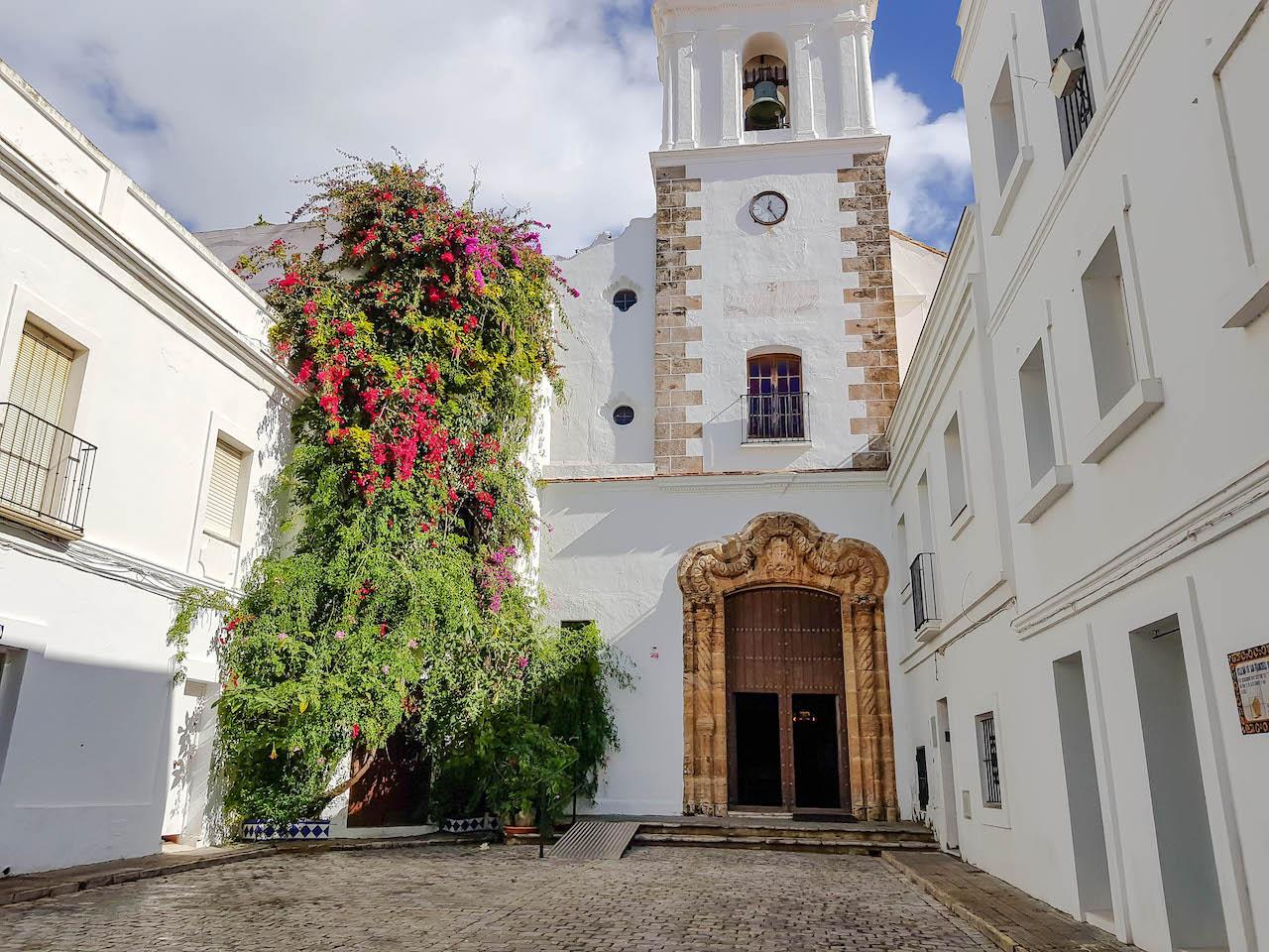 Kirche in Tarifa.