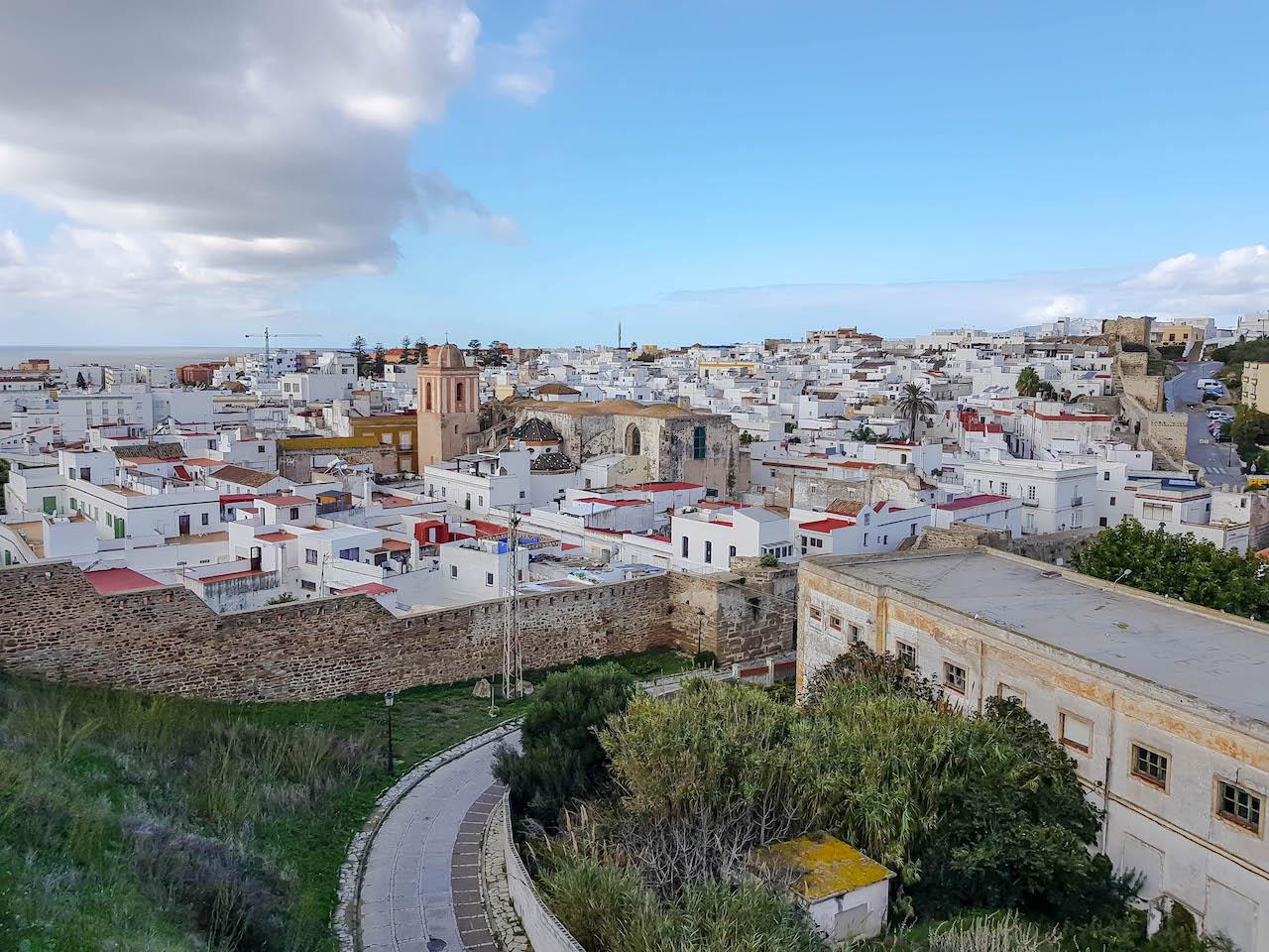 Tarifa, eine wunderschöne Stadt im Süden Spaniens.