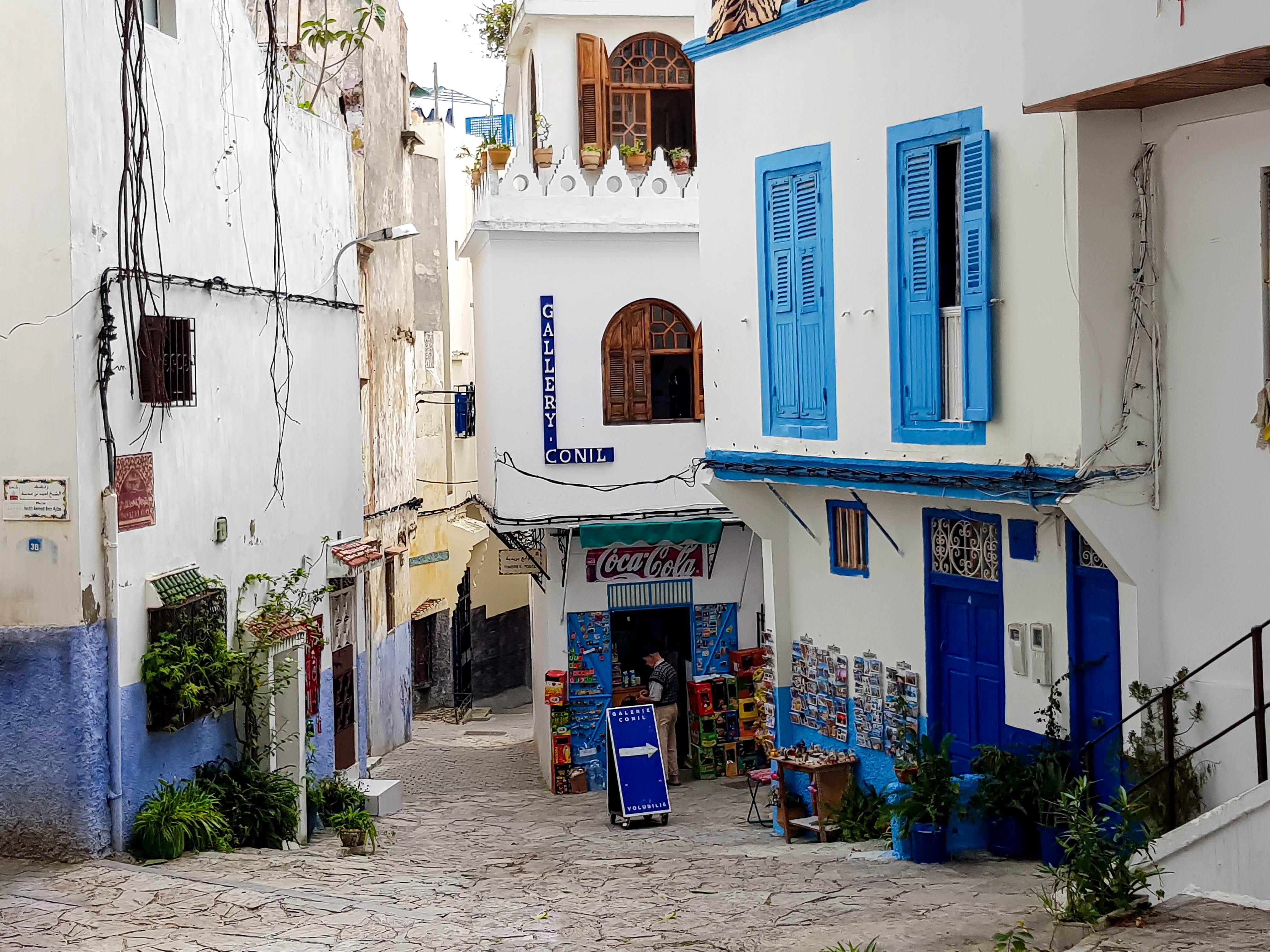Kasbah, Tanger.