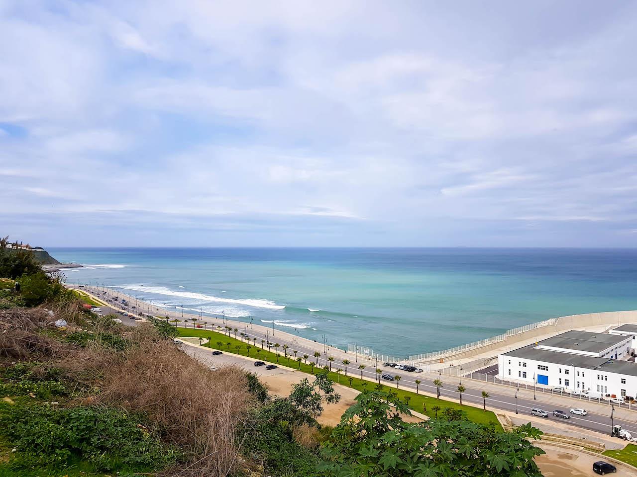 Strand in Tanger.