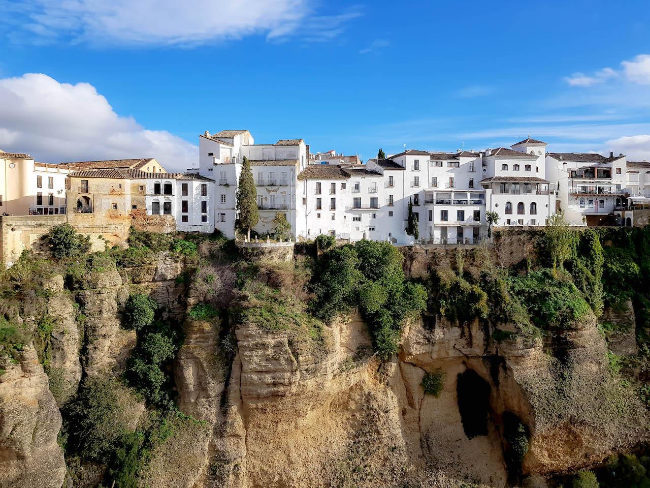 Die Altstadt von Ronda.