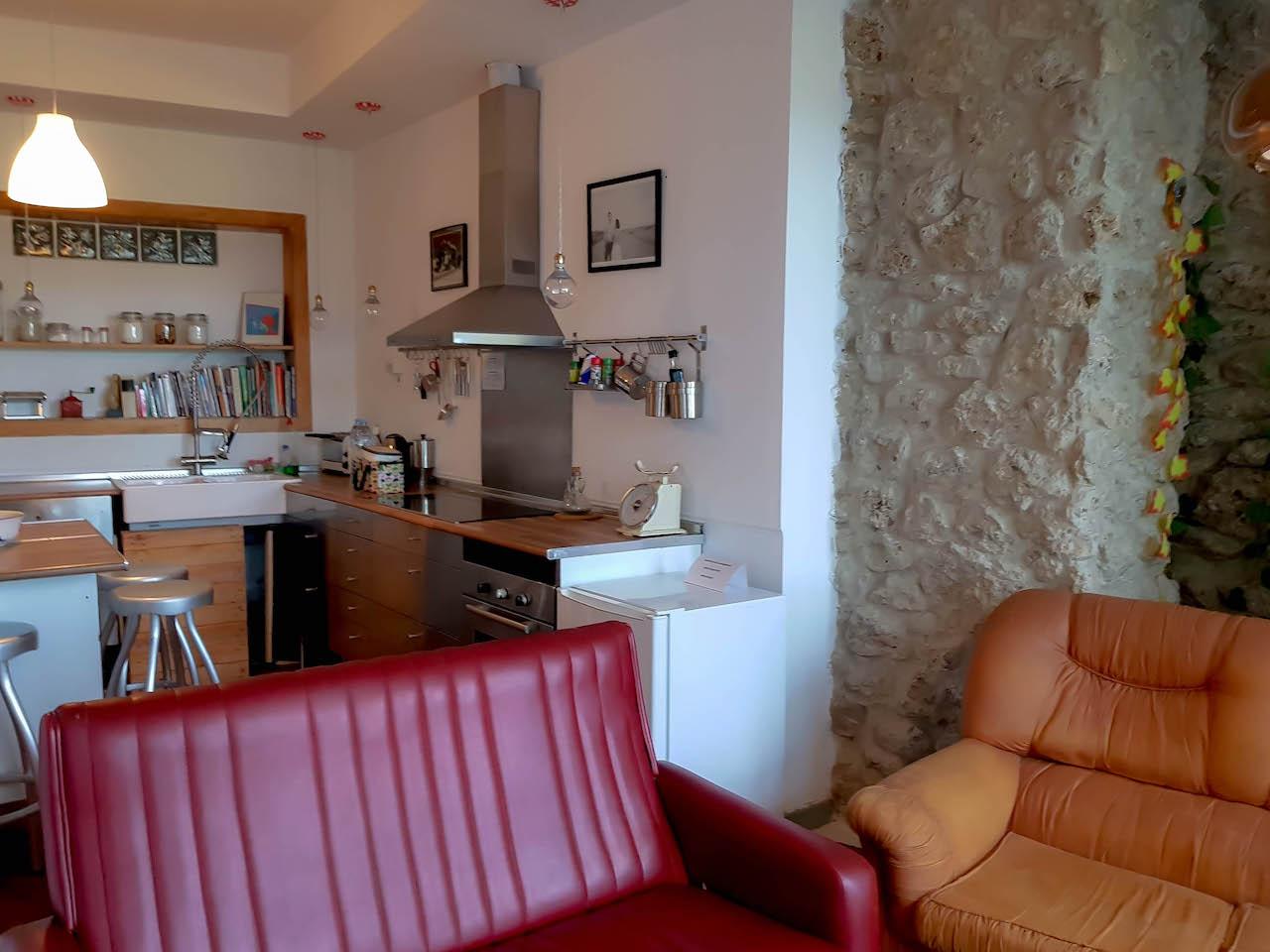 Unsere Airbnb Unterkunft in Ronda.
