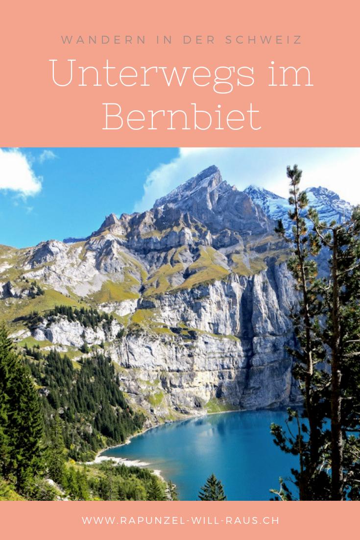 Unterwegs im Bernbiet - 5 Tipps für Wandervögel