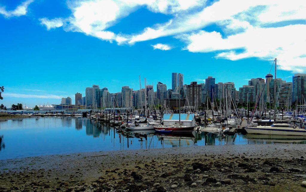 Der Stanley Park in Vancouver.