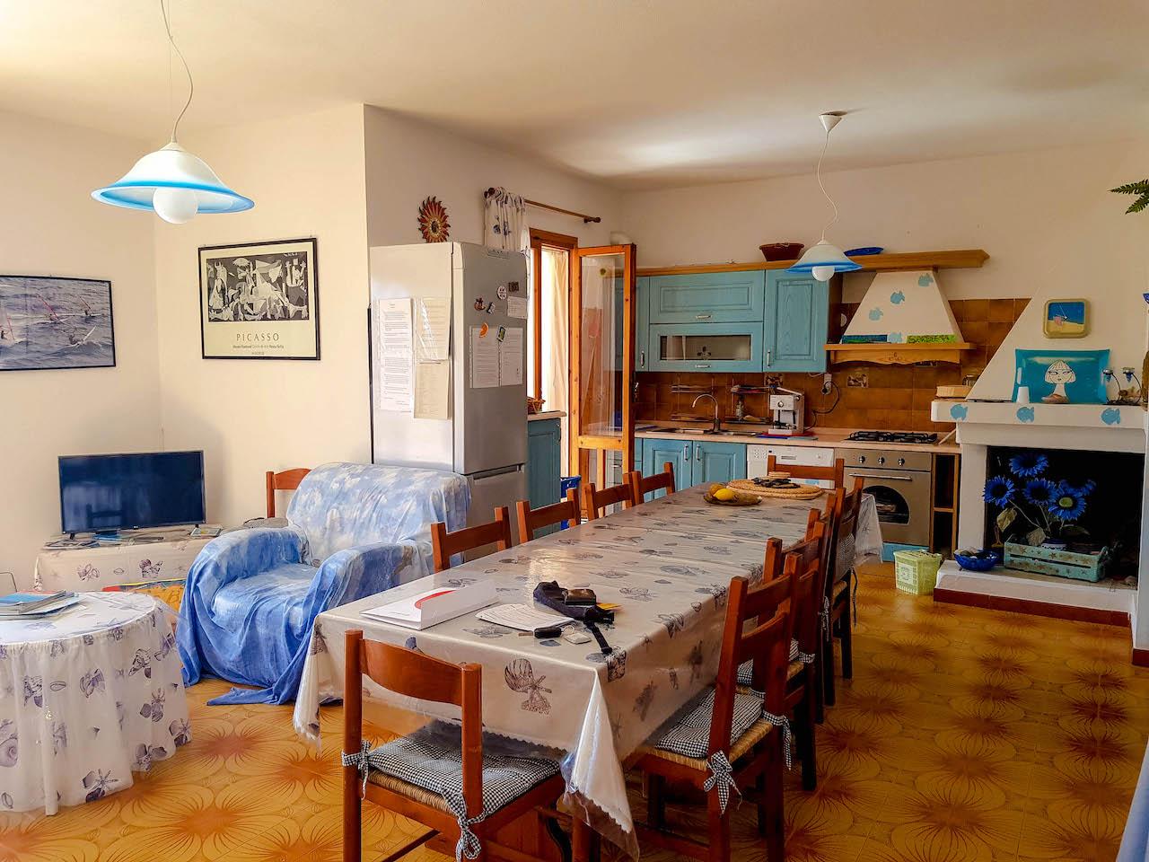Unser Ferienhaus in Solanas.
