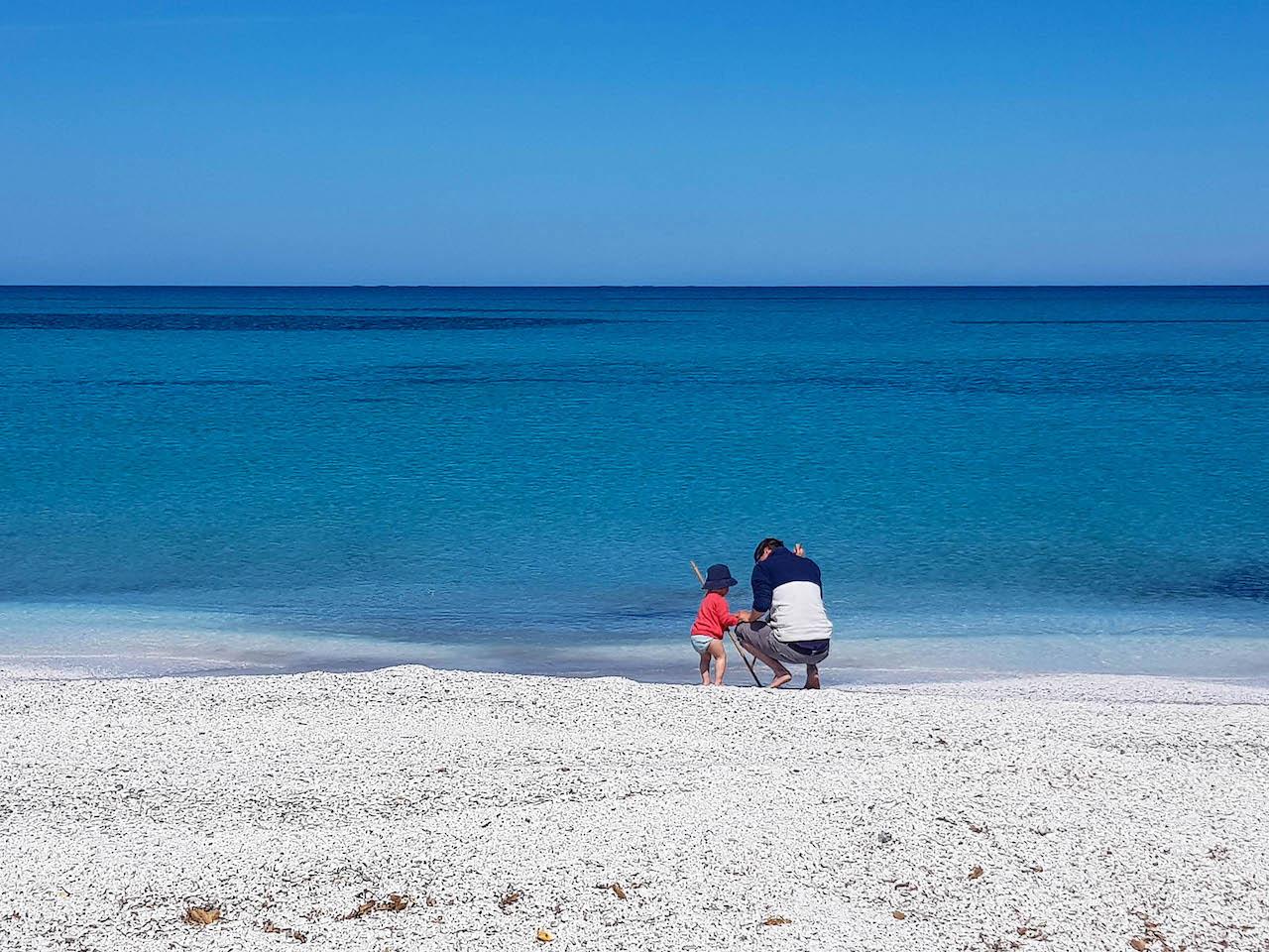 Unvergessliche Momente auf Sardinien.