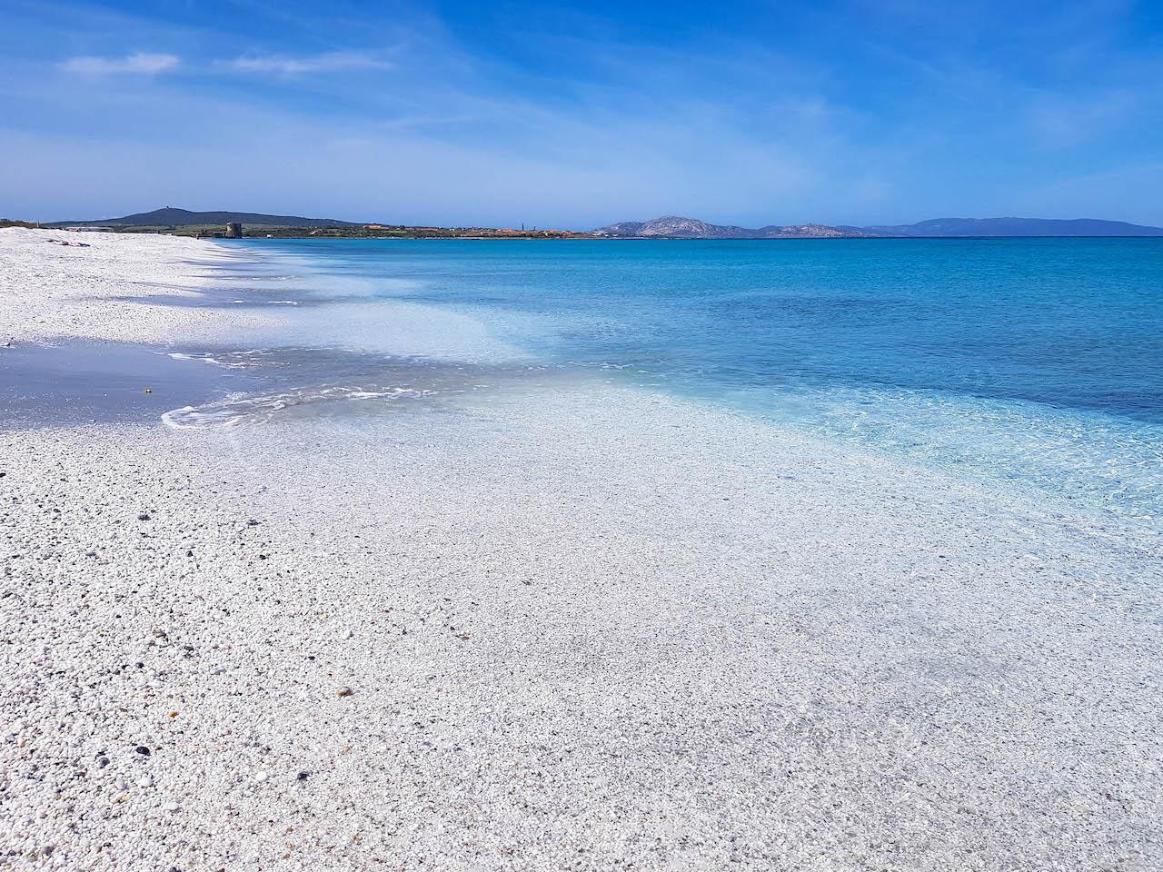 Le Saline, ein herrlicher Strand!