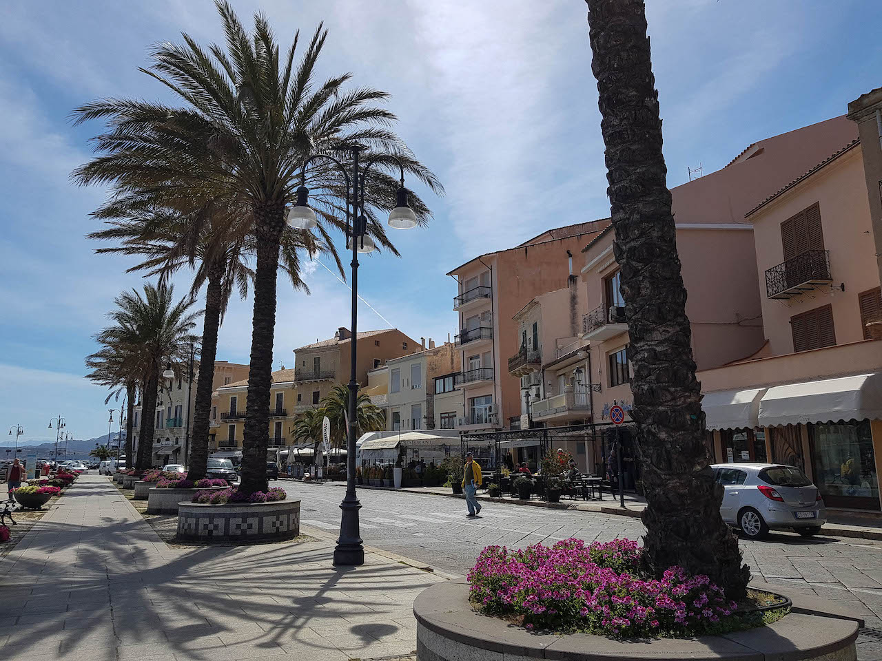 Auf der Insel La Maddalena.