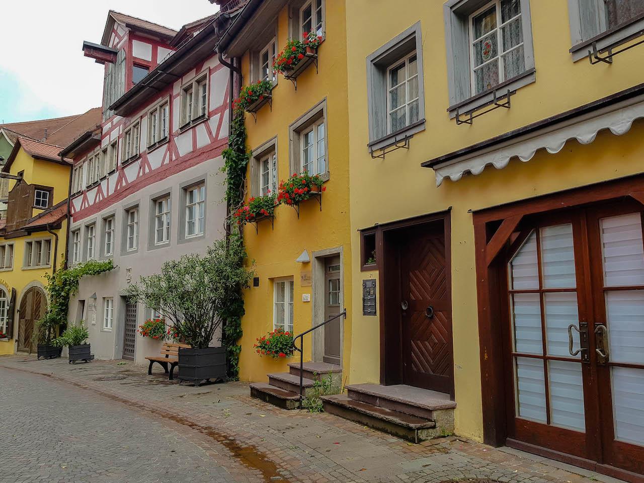 Meersburg ist Mitglied der Deutschen Fachwerksstrassen.