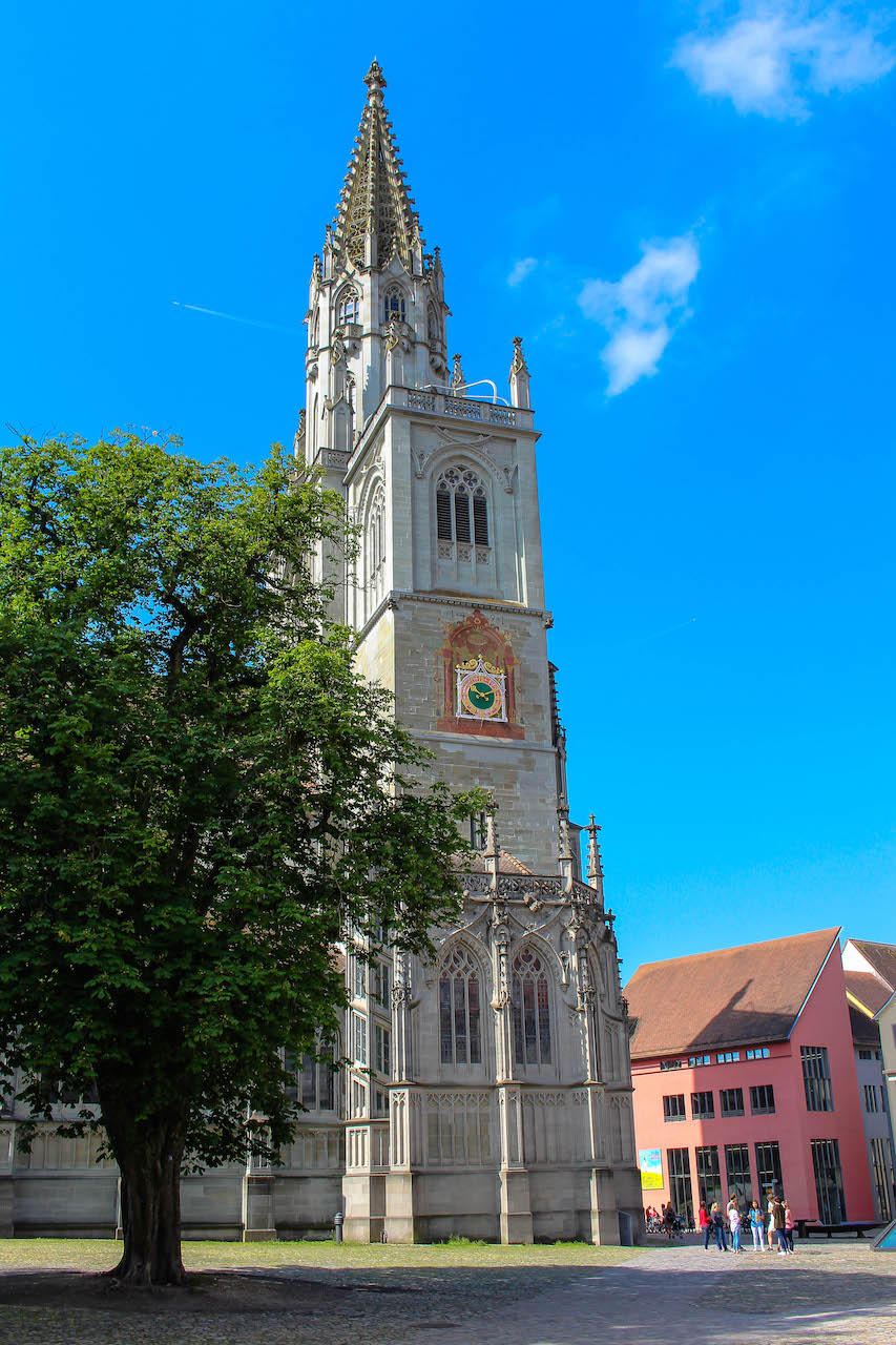 Das Konstanzer Münster.