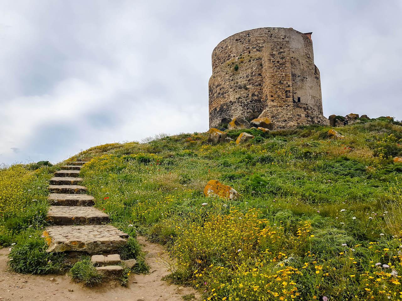 Eine Vielzahl an antiken Bauten gibt es zu bestaunen.