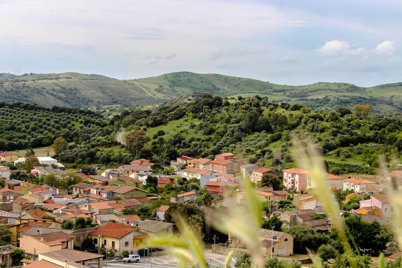 Unterwegs auf Sardinien.