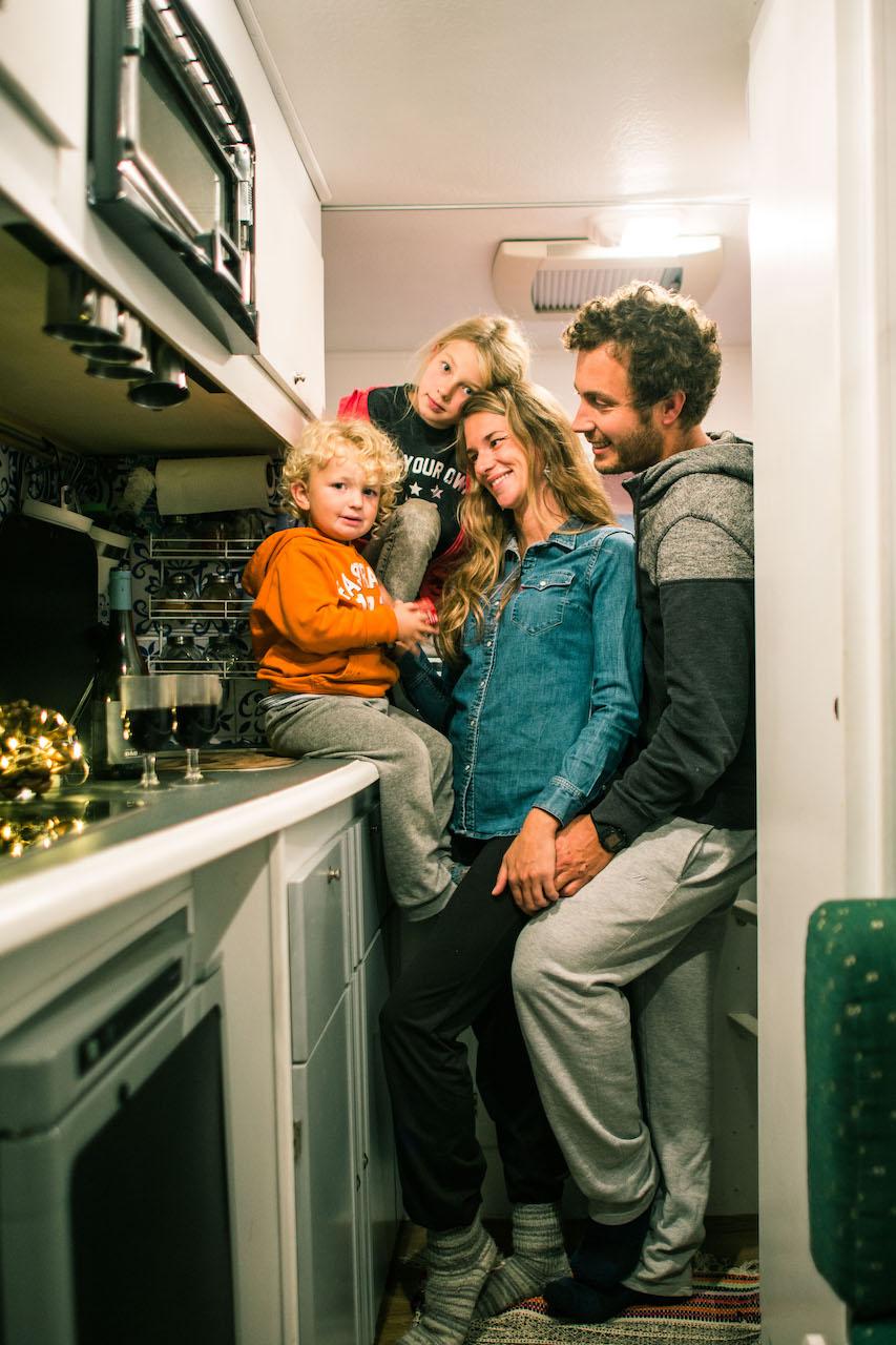 Im Interview - Familie Thumann, die mit Wohnmobil & Kindern durch Europa reist