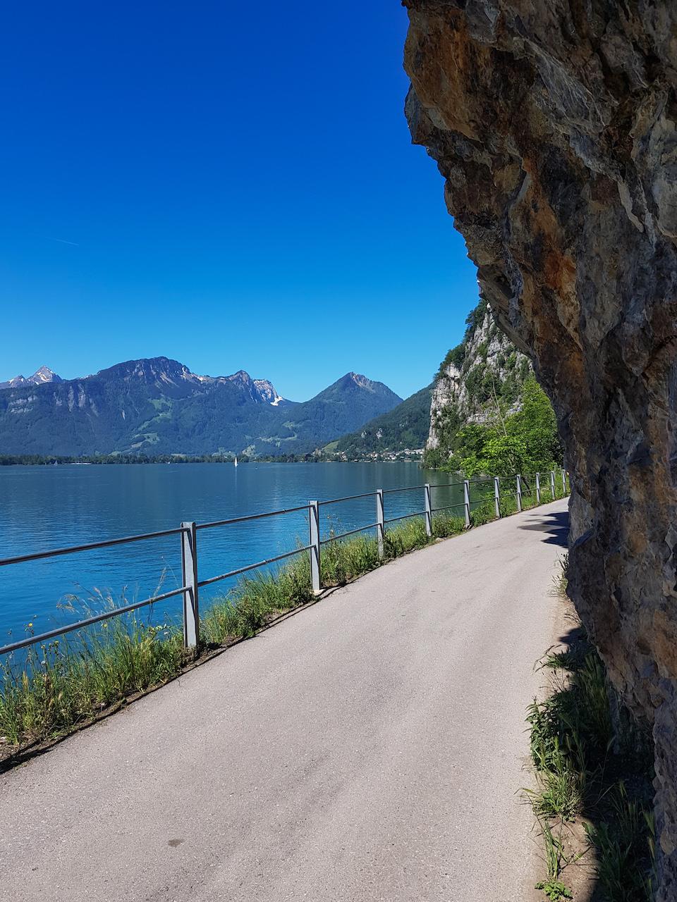 Sieben einfache Wanderungen in der Schweiz