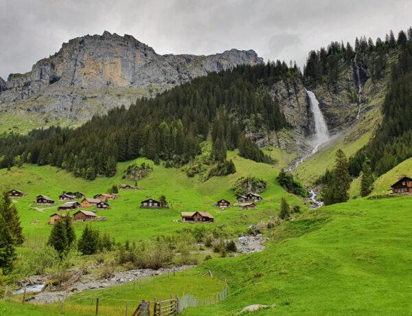 Diesbach, Berglistüber und Stäuben: Drei Wasserfälle am Klausenpass