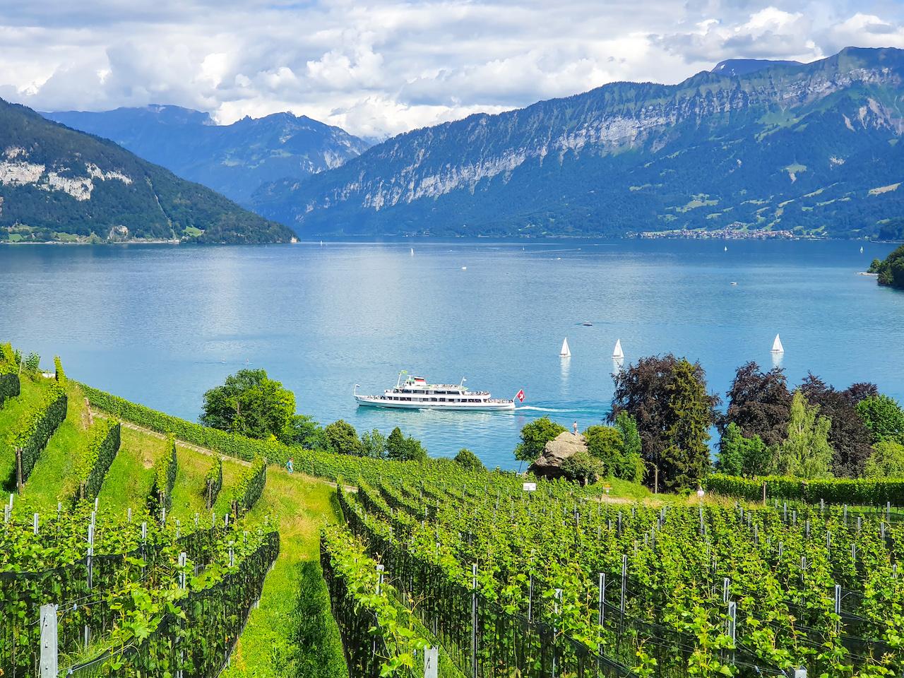 Spiez: Ein Wochenende in der schönsten Bucht Europas