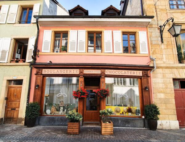Unser herrliches Spätsommerwochenende in Yverdon-les-Bains