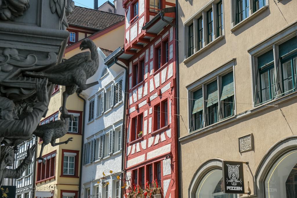 Wiborada und die starken Frauen in St. Gallen