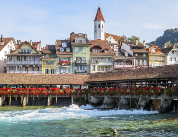 Entdecke die Kleinstädte der Schweiz