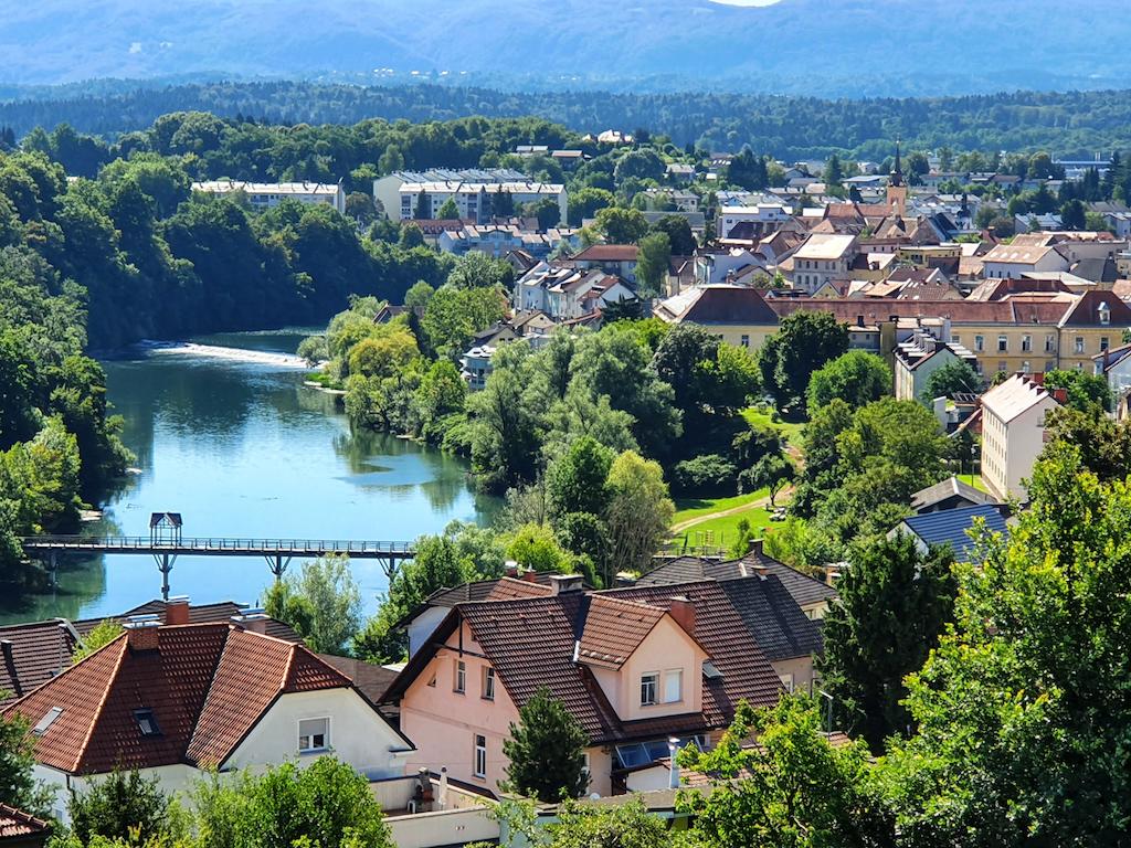 Mit dem Zug durch Slowenien