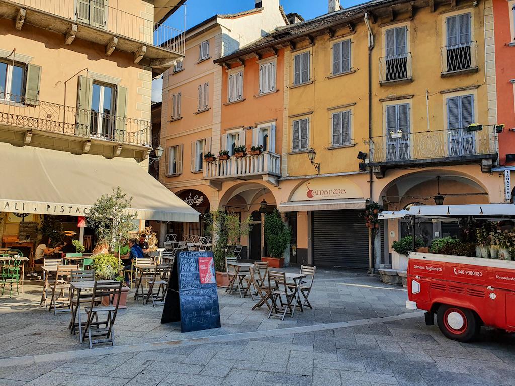Domodossola & Mergozzo: Erkundungen in Norditalien