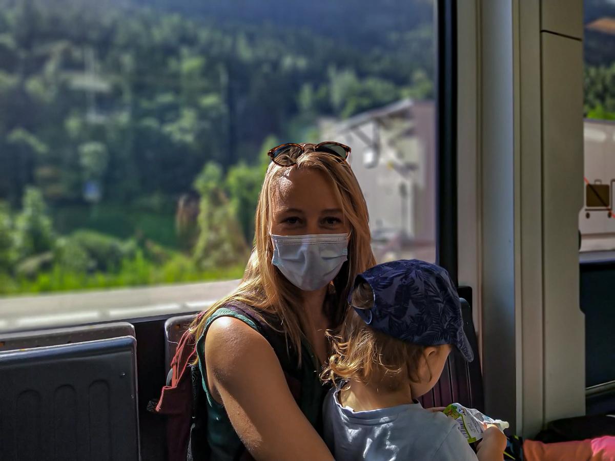 Im Wallis: Durchatmen auf der Bettmeralp